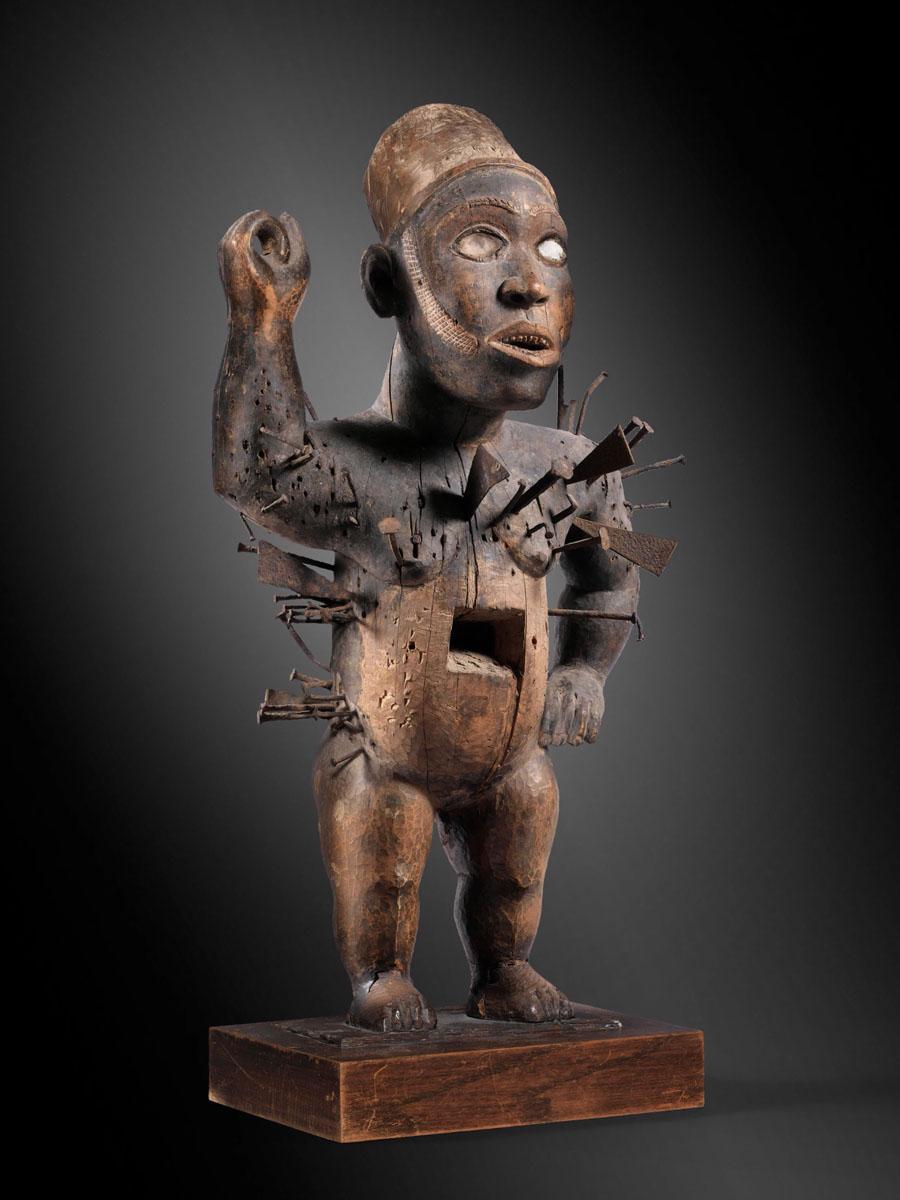 Статуэтка фетиш Nkisi Bakongo