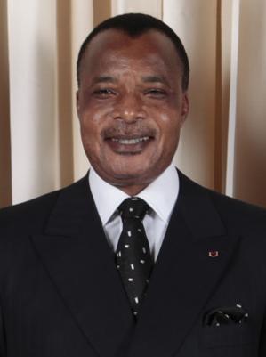 Полковник Сассу-Нгессо любимый президент Республики Конго