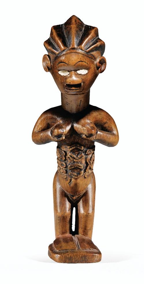 Африканская статуэтка из Республики Конго за 3250 евро
