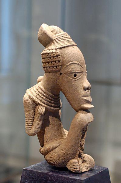 Керамика Нок, 6 в. до н.э. – 6 в н. э.