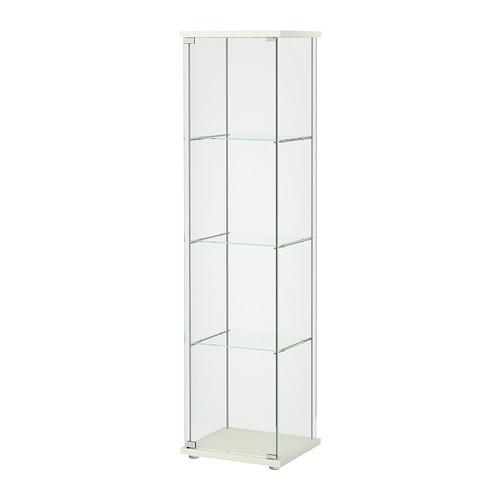 Шкаф витрина из Икеи