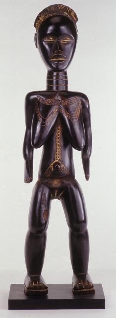 Африканская статуэтка Dan