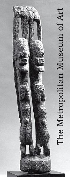 Dogon Tellem figures