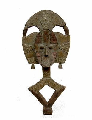 Навершие реликвария. Народность Бакота, Габон