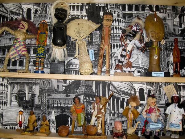Коллекция кукол Ксении Бабковской