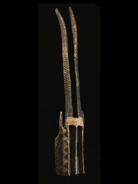 Маска Dogon Antelope