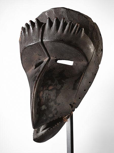 Маска DAN BEAKED MASK, Кот Дивуар, аукцион Sotheby's