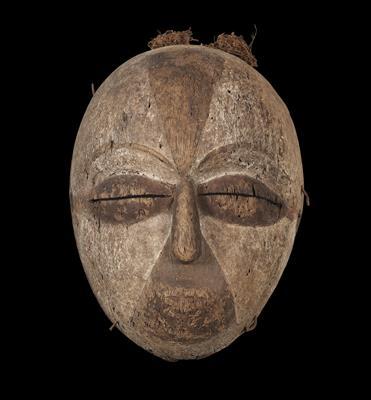 Маска Okukwe, народности Galoa