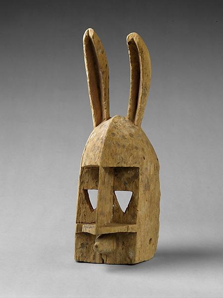 Маска Dogon Rabbit