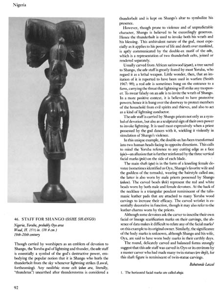 African Art from the Paul and Ruth Tishman Collection