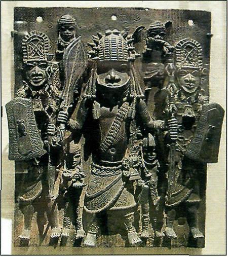Бенинские древности - бронза