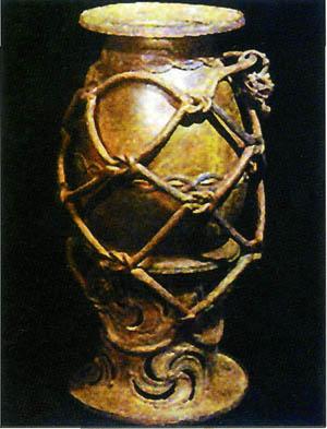 Сосуд Игбо-Укву