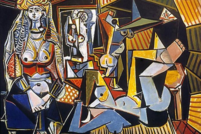 Картина Пикассо, проданная за 170 млн долларов