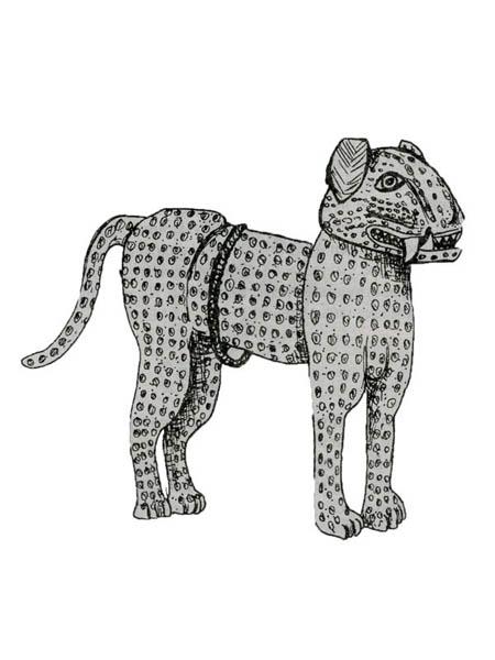Леопард: смелость. Символы Африки