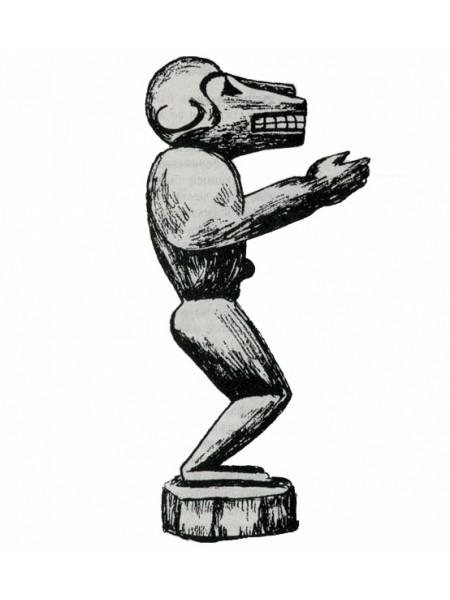 Обезьяна: защитник живущих. Символы Африки