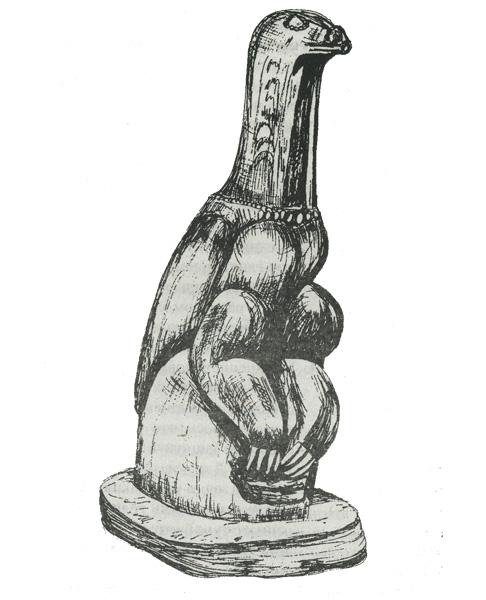 Орел: посредник между мирами. Символы Африки
