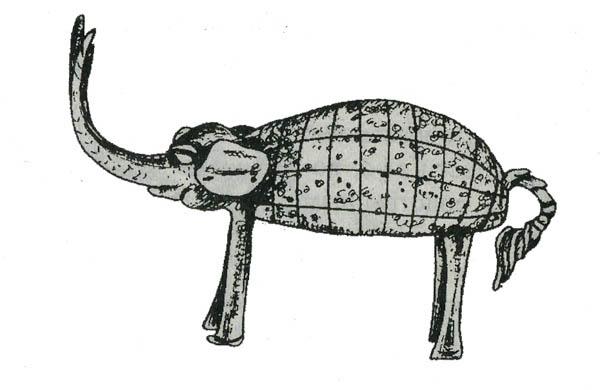 Слон: величина и сила. Символы Африки