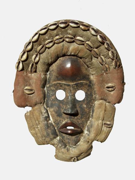 Dan deangle mask, галерея Афроарт