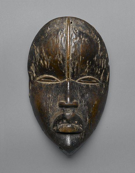 Dan deangle mask из коллекции Brooklyn Museum