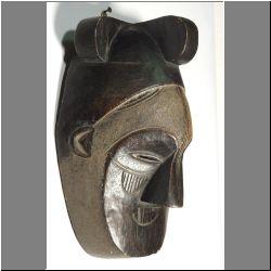 Африканская маска Bobo Буркина Фасо