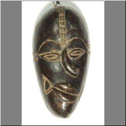 Африканская маска Pende