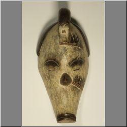 Африканская маска Igbo Нигерия