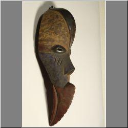 Африканская маска Baga VS (Bagga)