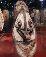 Интервью. Колетт Нолл, Музей искусства Африки и Океании. Париж