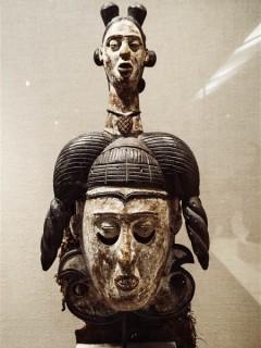 """Африканское искусство в музее """"Метрополитен"""" в Нью-Йорке"""