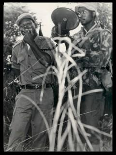 Гражданская война в Мозамбике