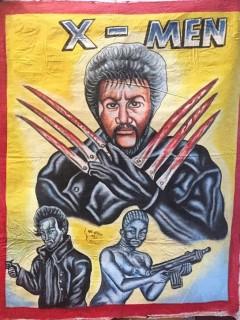 Африканские киноплакаты