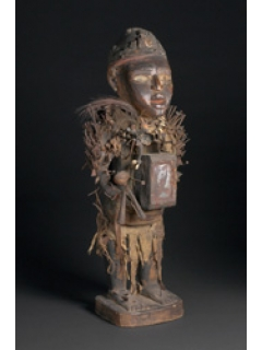 Power Figure (Nkisi Nkondi)
