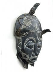 Африканская маска из Намибии,