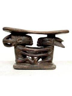 Подголовник Luba [Конго], 16х30 см