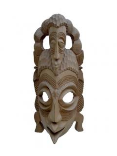 Маска Chokwe [Ангола], 35 см