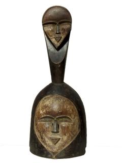 Колокол Ritual Bell Vuvi [Габон], 48 см