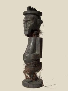 Статуэтка Bateke [Конго], 45 см