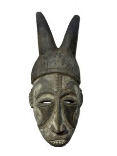 Маска Igbo [Нигерия], 37 см