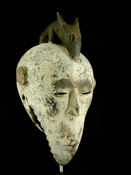 Африканская маска народности Ogoni, Нигерия