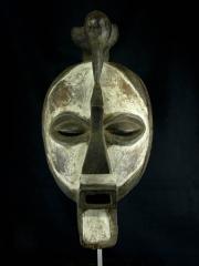 Ритуальная африканская маска Igala