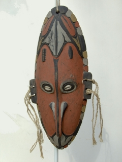Маска Sepik Korogo [Папуа Новая Гвинея]