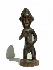 Классическая фигура предка народности Baule (Кот-д'Ивуар)