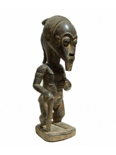Статуэтка Baule [Кот-д'Ивуар], 39 см