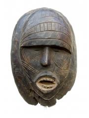 Африканская маска Ogoni из Нигерии