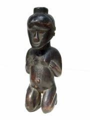 Ритуальная статуэтка материнства народа Salampasu