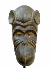 Маска обезьяны народности Бауле
