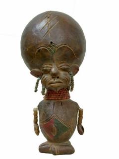 Статуэтка Tikar Clay God [Камерун]