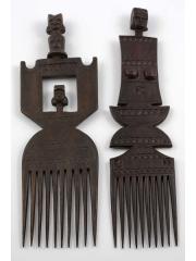 Африканский гребень для волос народности Маконде