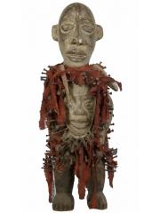 Статуэтка силы Nkisi (Конго)