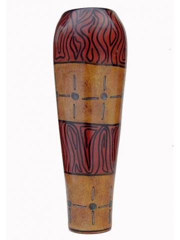 """Африканская ваза из натурального камня """"Традиция"""""""